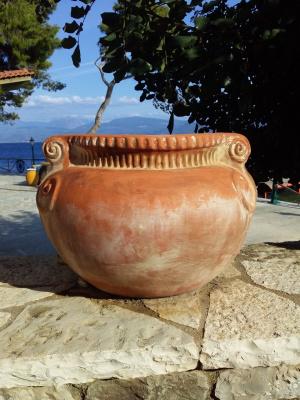 Греция, берег Тирренского моря