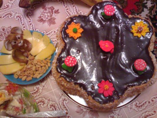 """Торт""""Цветочек"""""""