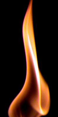 Когда в доме горит свеча...