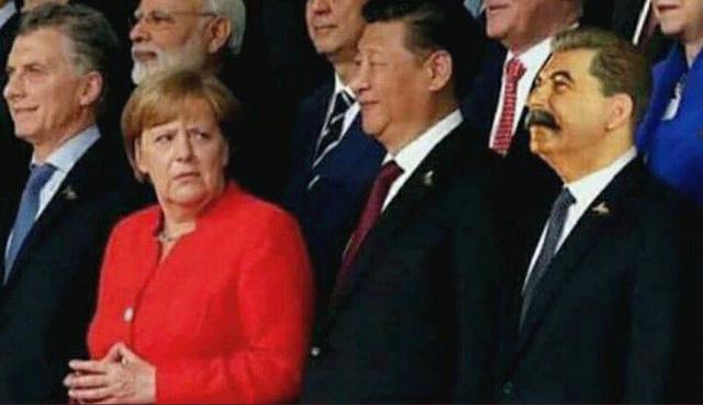 Меркель встревожена