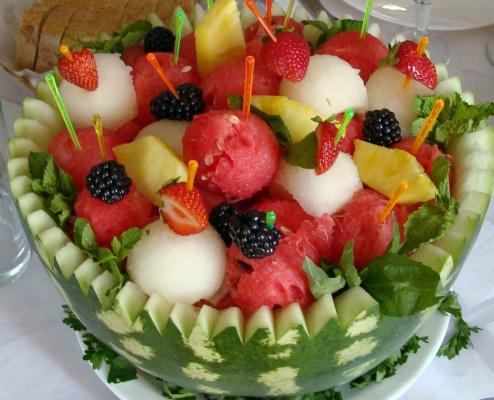 летнее ягодное изобилие