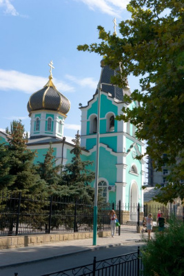 Анапа, Церковь Онуфрия Великого