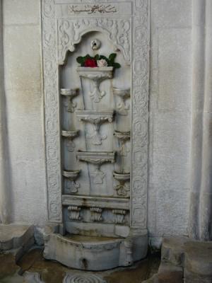 Бахчисарайский фонтан (Фонтан слез).