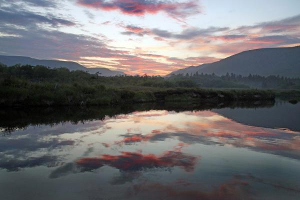 На реке Серебряной