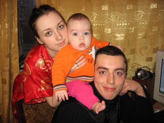 семья Овчаровых