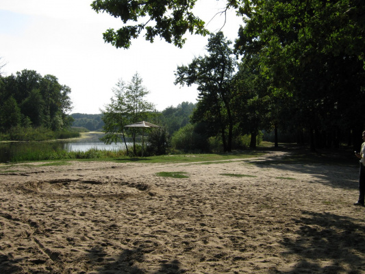 озеро Подпесочное