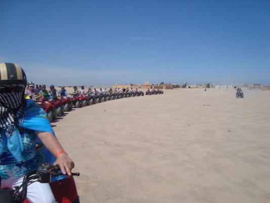 прогулка по пустыне