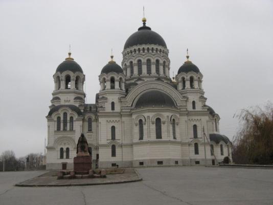 Новочеркасск. Собор Вознесения Господня