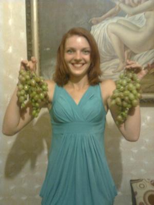 бабушкин виноград