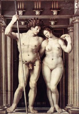 Я.Госсарт Нептун и Амфитрита 1516