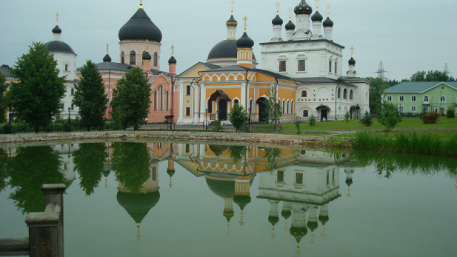 Свято-Давидовский мужской монастырь