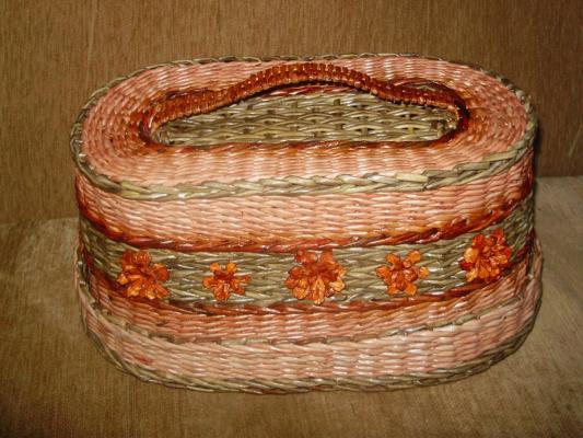 Польские сайты плетение из газета
