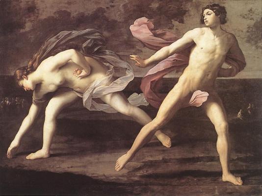 Г. Рени Атланта и Гипоменей 1612