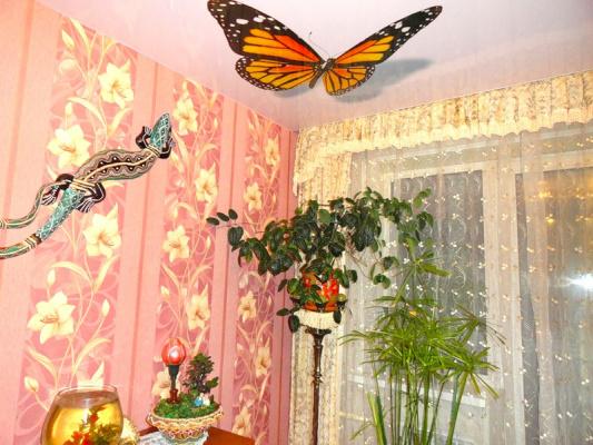 Бабочки на потолке - 10