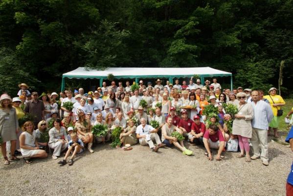 Общее фото участников Литовского банного дня 2013 фото AudriusA Arlauskasa
