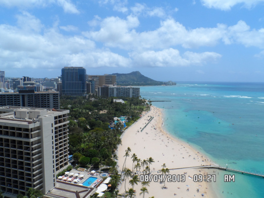 Гавайи 2013