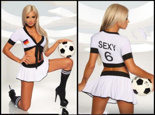Сексуальный Футбол в Берлине