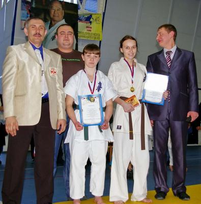VI Открытое первенство Уярского района 20.02.2011 г.
