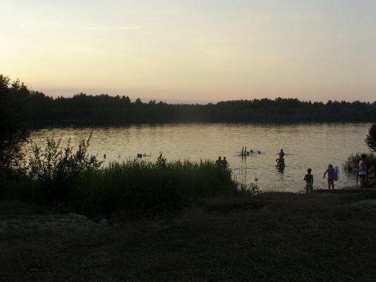 На озере Светлояр