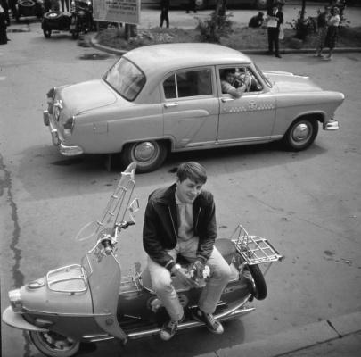 Актер Валентин Смирницкий, 1960 год