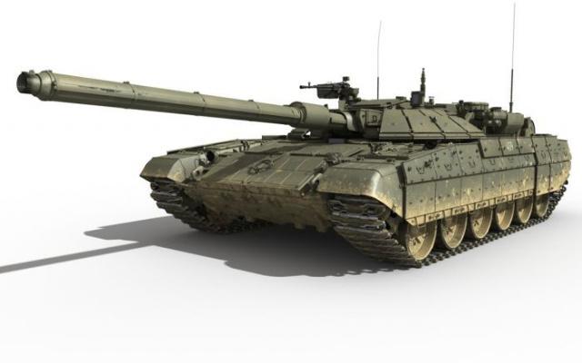 """Военные пересядут на новый танк """"Армата"""" в 2015 году"""
