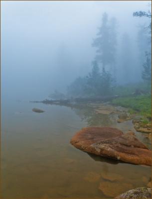 Мистика тумана