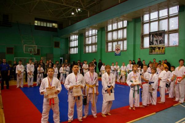 9 первенство Кировского района г. Красноярска 14.11.2010