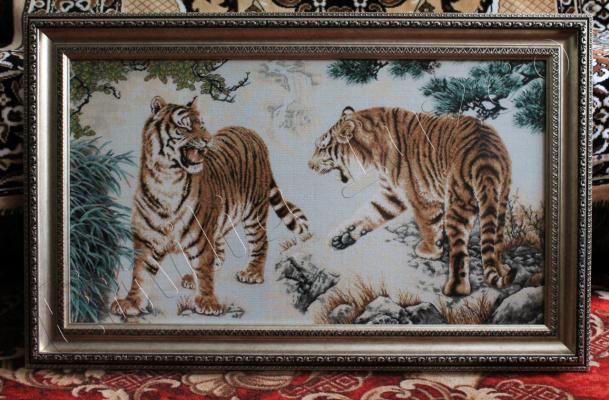 усурийские тигры