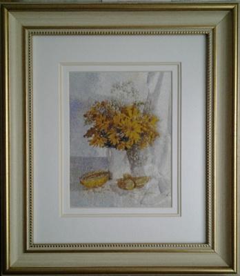 миниатюра «Жёлтый букет»