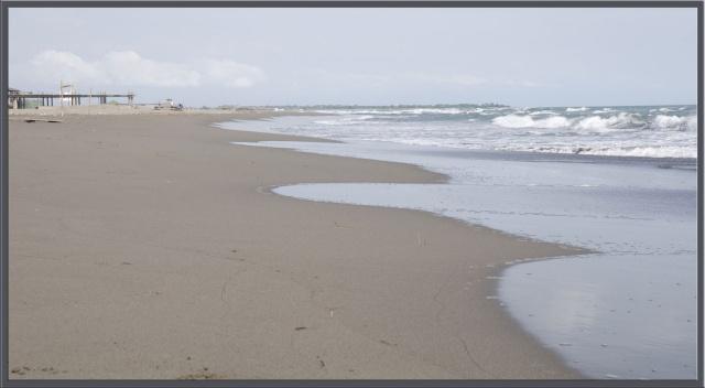 Великий пляж. Черногория