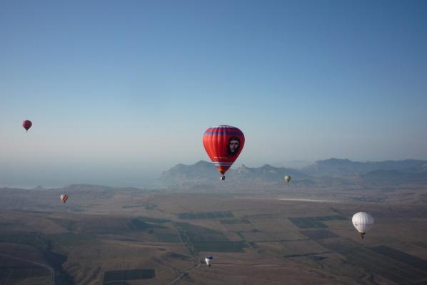 Полеты на Воздушном шаре в Феодосии