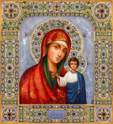 Икона Божьей Матери «Казанская»