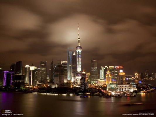Ультрановый Шанхай