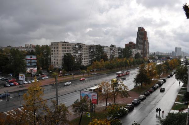 переменная облачность, временами дождь...