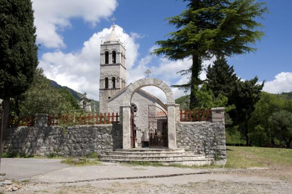 Монастырь Режевичи. Черногория