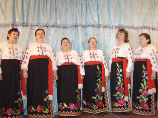 Хор села Сухоліски