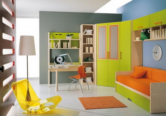 вышим детям такая комната понравилась бы?