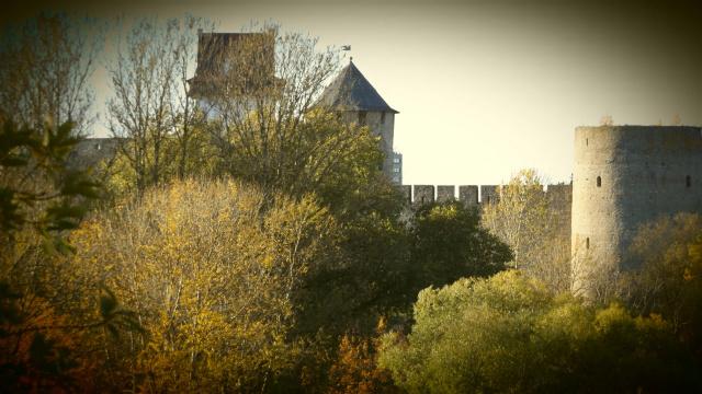 Крепости , замки
