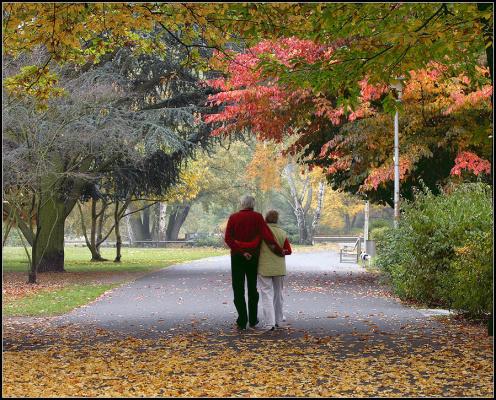 Осень  жизни  прекрасна!