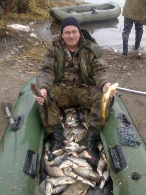 Рыбалка в жердынбержерова