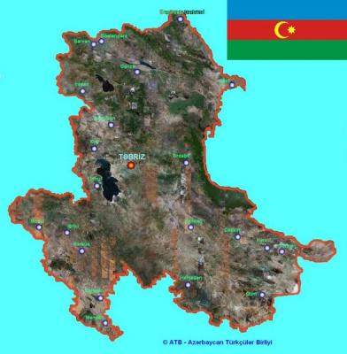 Целый Азербайджан.