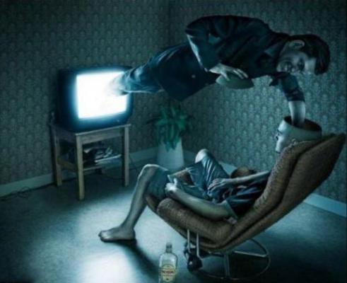 Берегитесь телевизора!