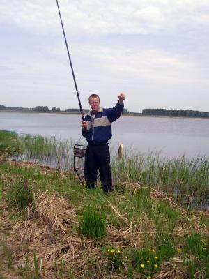"СКО. Озеро ""Рыбное"""