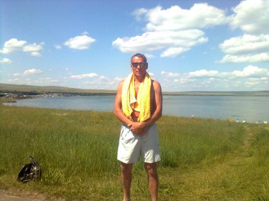 На озере Шира