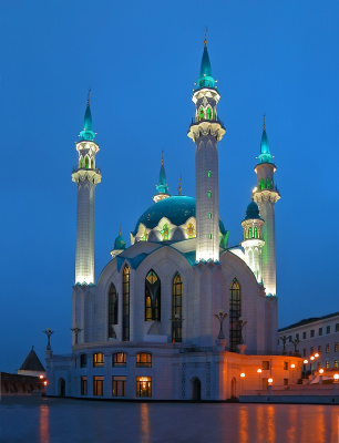 Мечеть Куль Шариф г.Казань
