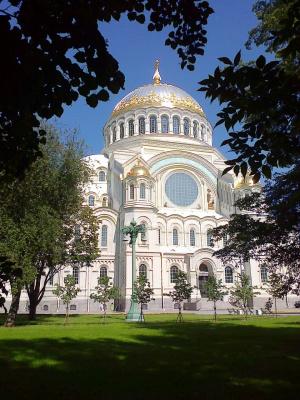 Кронштадт. Никольский собор