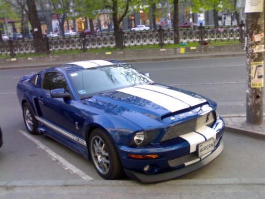 Shelbi Mstang   kobra  GT 500