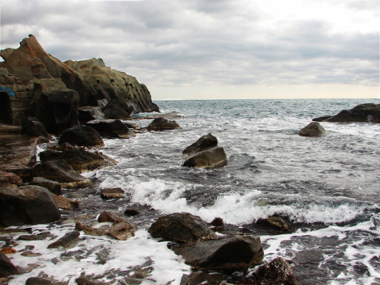 Неласковое море