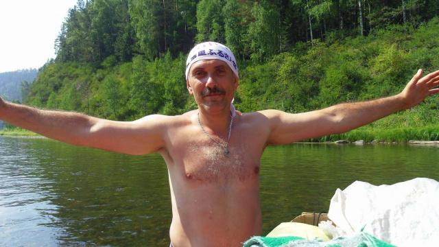 Сплав по Мане 27-29.07.2012
