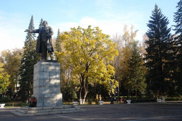 Осень 2013 в г.Горно-Алтайске